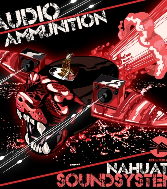Audio Ammunition x NSS